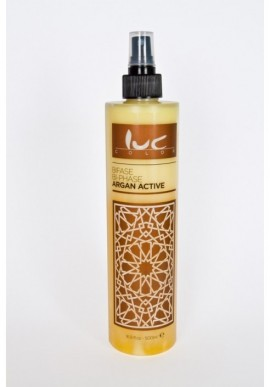 Bi-phase argan restructurer