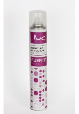 Normal and Extra Eco-friendly hairspray