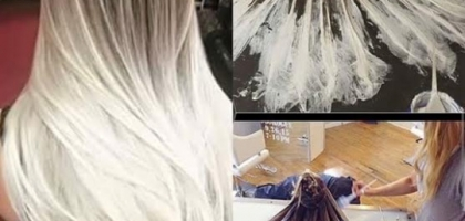 ¿CONOCES EL FLUID HAIR PAINTING?